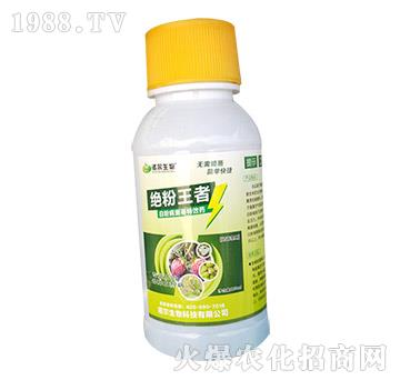 白粉病熏蒸特效药-绝粉王者-诺尔生物