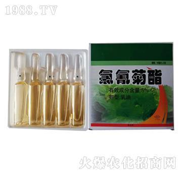5%氯氰菊酯(土蚕地虎青虫)-神龙农业