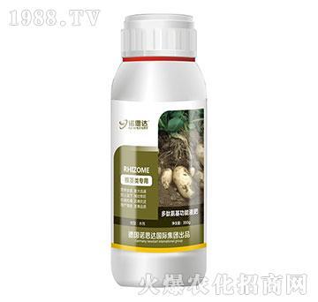 根茎类专用多肽氨基功能液肥-诺思达