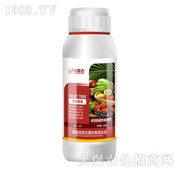 果树专用多肽氨基功能液肥-诺思达