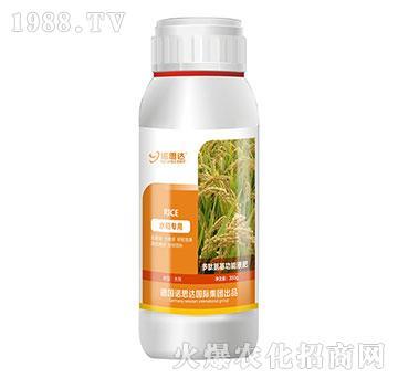 水稻专用多肽氨基功能液肥-诺思达