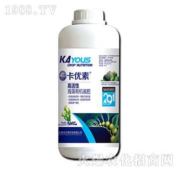卡优素高活性海藻有机液肥-麦肯生物