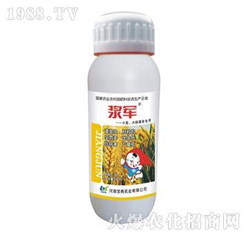 小麦水稻灌浆专用-浆军-宝典实业