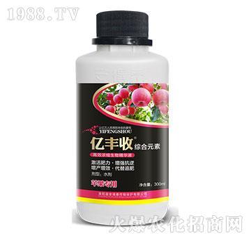 苹果专用高效浓缩生物精华液-亿丰收综合元素-安得泰
