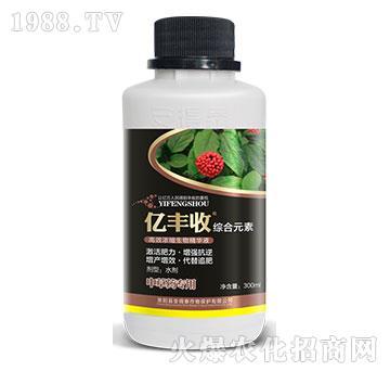 中草药专用高效浓缩生物精华液-亿丰收综合元素-安得泰