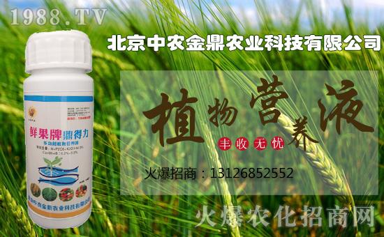 北京中农金鼎农业科技有限公司