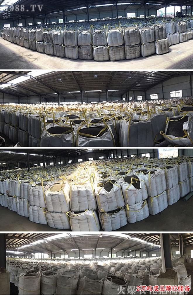庞大集团5万吨颗粒生物肥生产线