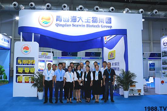 2019东亚海洋博览会海大生物展示科技成果,助推蓝色经济发展