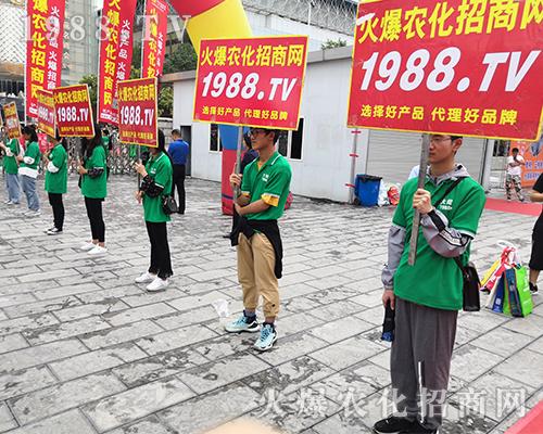 2019第16届西南农资博览会上1988.TV好评不断