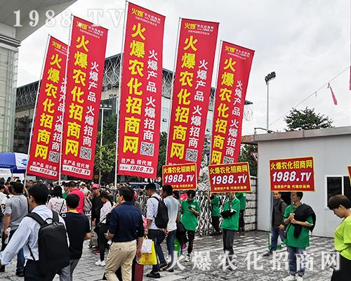 2019昆明农资博览会上亮点突显,1988.TV成焦点