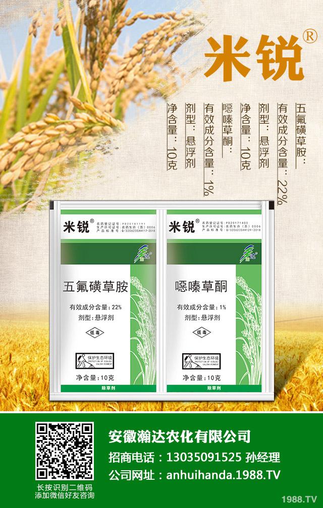 水稻田除草剂怎么选?水稻田除草剂选用技巧