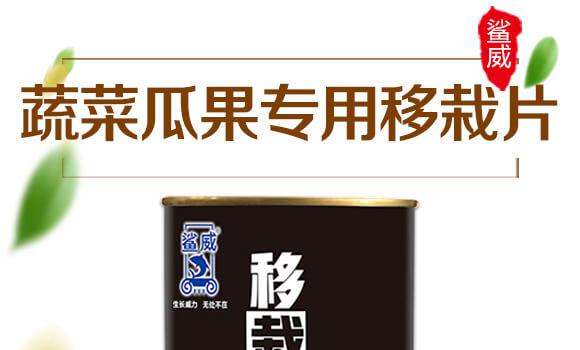 蔬菜瓜果专用移栽片-鲨威-高晟_01