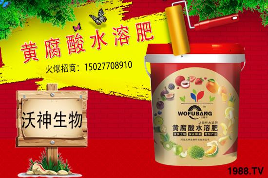黄腐酸到底有多厉害?黄腐酸对土壤、肥料的作用表现!