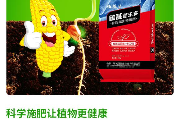 农用微生物菌剂-碳基菌乐多-佰微生7