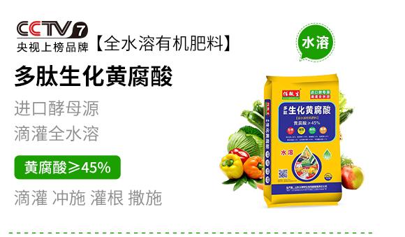 全水溶有机肥料-多肽生化黄腐酸-佰微生3