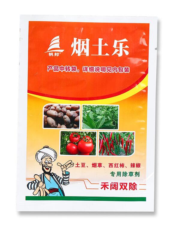 土豆烟草西红柿辣椒专用除草剂-烟土乐-喜丰收4