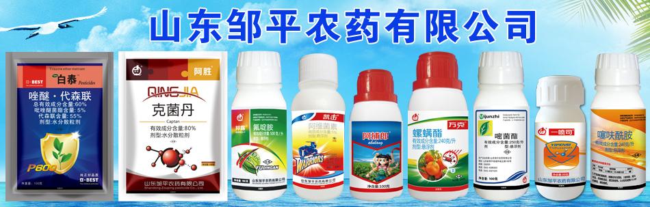 山东邹平农药有限公司