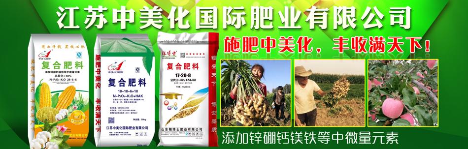 江苏中美化国际肥业有限公司