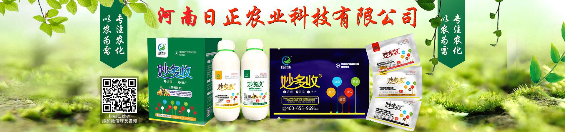 河南日正农业科技有限公司