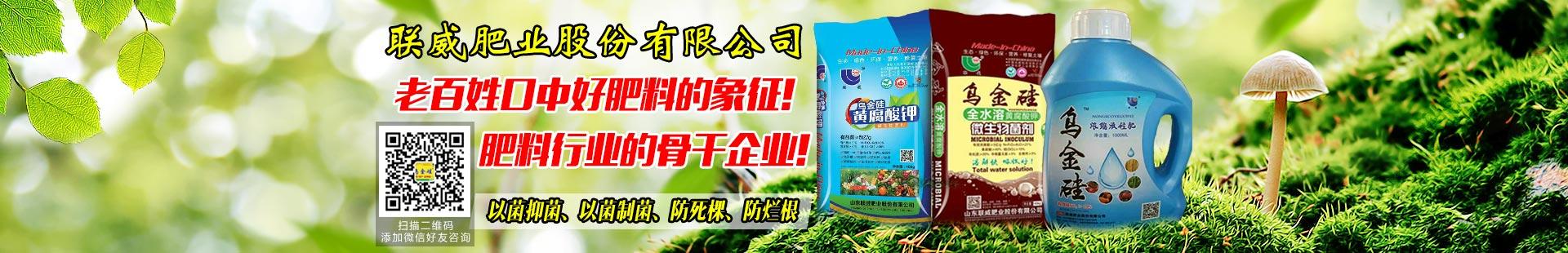山东联威肥业股份有限公司