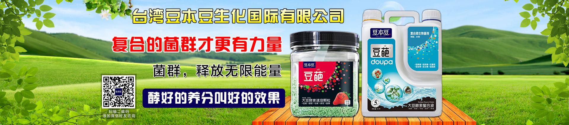 台湾豆本豆生化国际有限公司