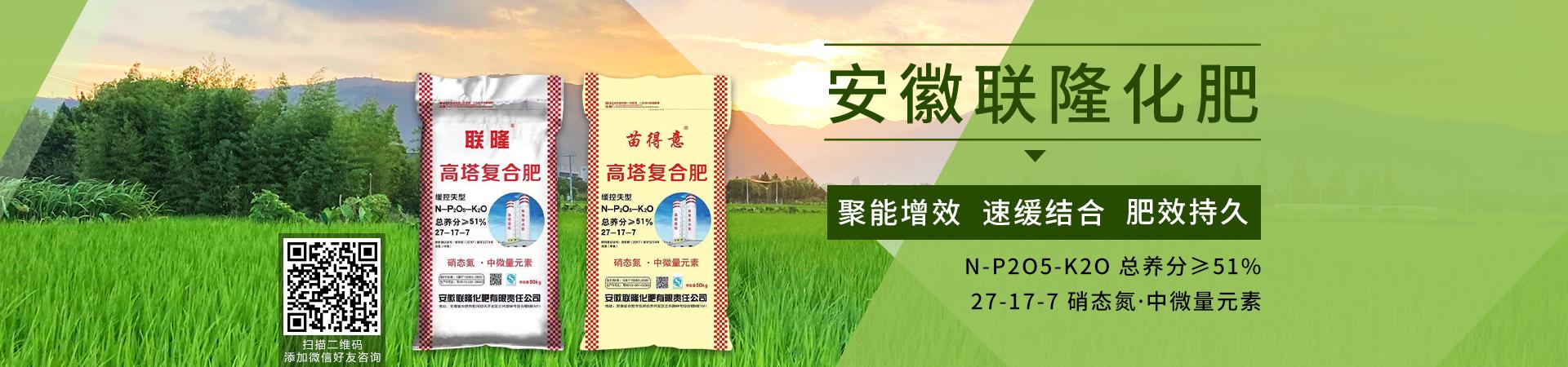 安徽联隆化肥有限公司