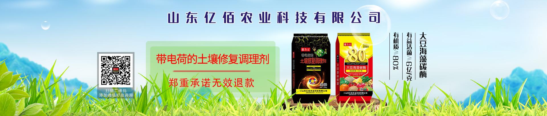山东亿佰农业科技有限公司
