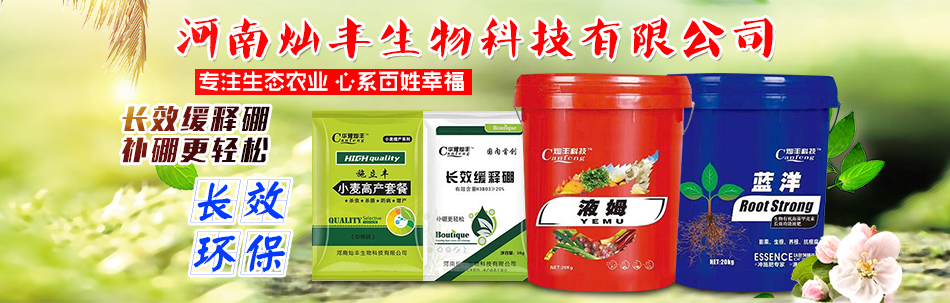 河南灿丰生物科技有限公司