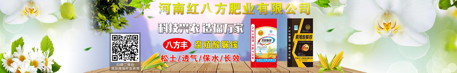 河南红八方肥业有限公司