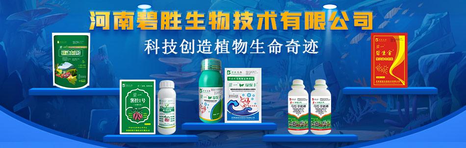 河南碧胜生物技术有限公司