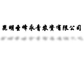 昆明圣峰永青农资有限公司
