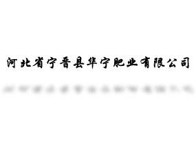 河北省宁晋县华宁肥业有限公司