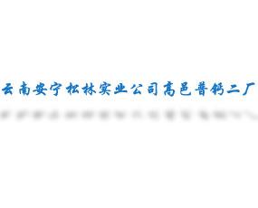 云南安宁松林实业公司高邑普钙二厂