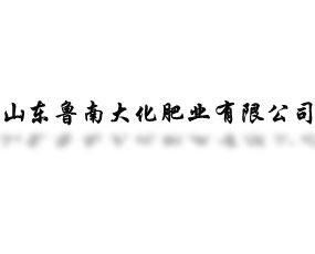 山东鲁南大化肥业有限公司