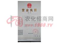 營業執照副本-河南吉裕農業科技有限公司