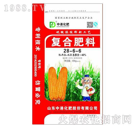 复合肥料28-6-6-中港化肥