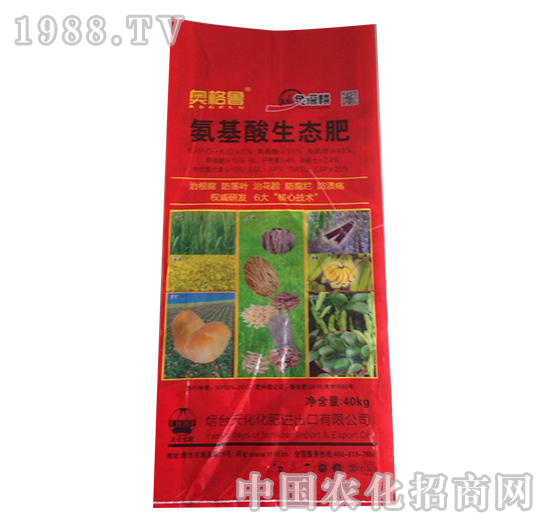氨基酸生态肥-奥格鲁-益生源