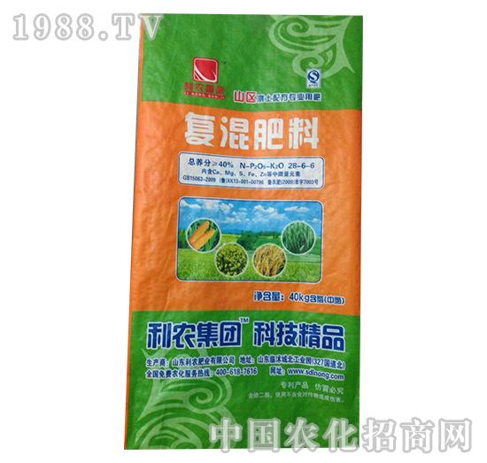 复混肥料28-6-6-益生源