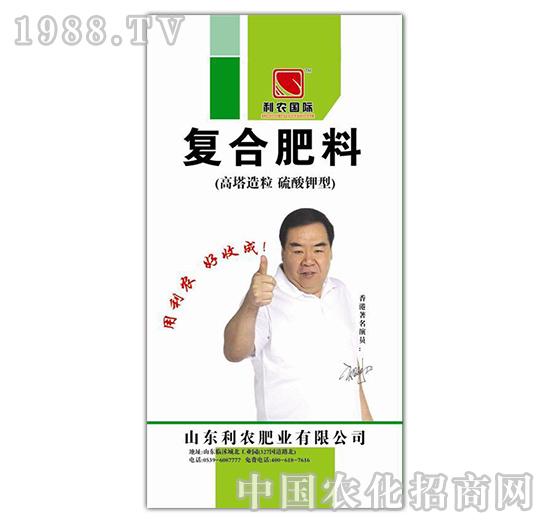 硫酸钾型复合肥料-益生源