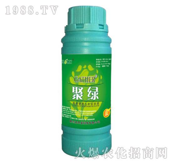 聚绿-植物健康生长促进液(100ml)-格兰克
