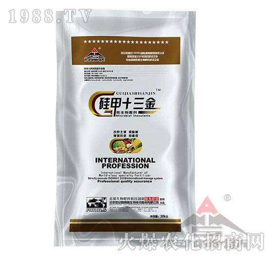 生物改良剂-硅甲十三金-阿姆斯