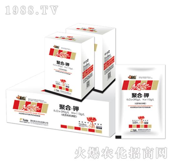 20g聚合钾-泰达农化