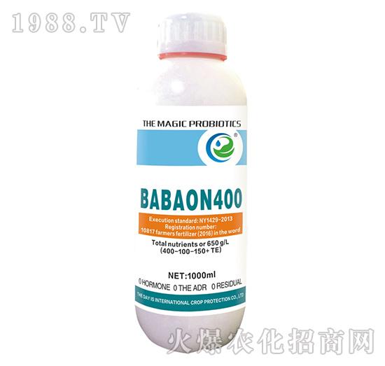 液肥400-100-150+TE-日正农科