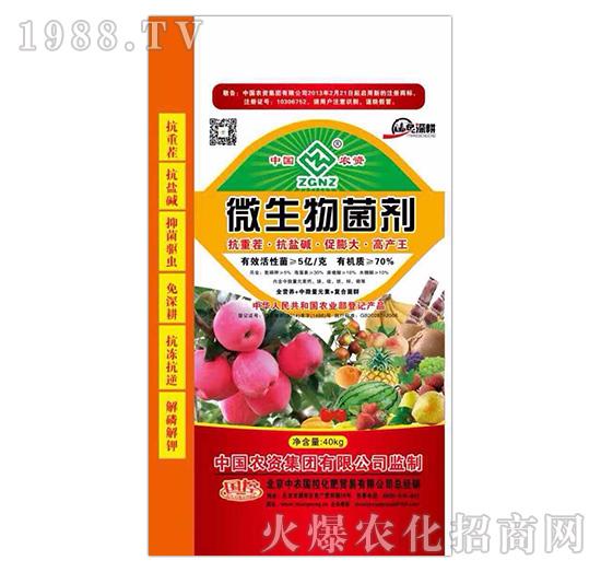 微生物菌剂-果类专用-中农
