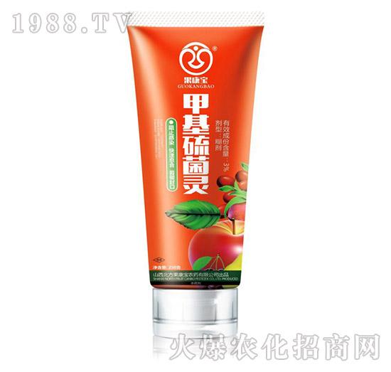 3%甲基硫菌灵(250g)-果康宝
