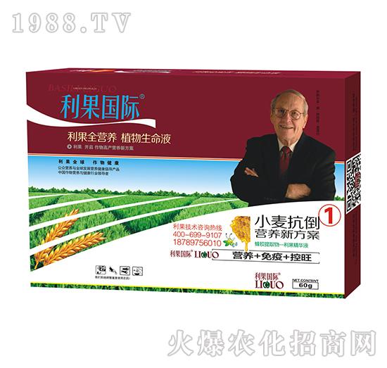 小麦抗倒营养套餐1-利果国际