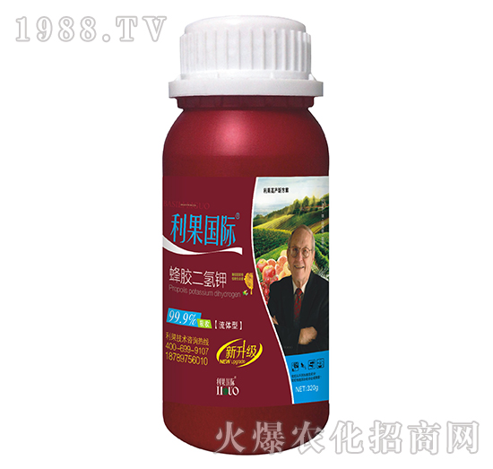 蜂胶二氢钾(瓶)-利果国际