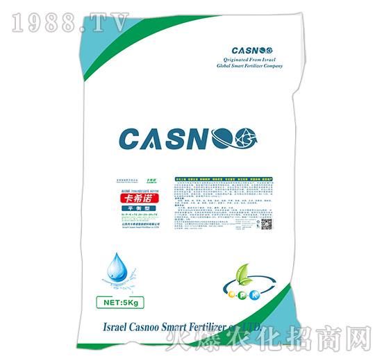 平衡型大量元素水溶肥20-20-20+TE-卡希诺