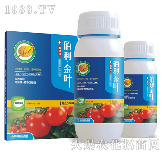 番茄专用-佰利・金叶-博佰利