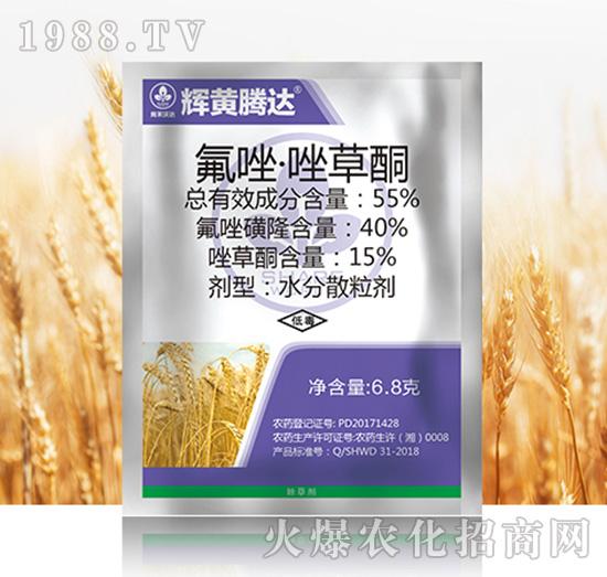 55%氟唑・唑草酮-辉黄腾达-尚禾沃达